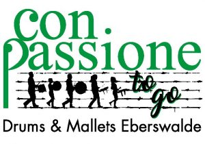 Logo - Con Passione - Drums and Mallets Eberswalde